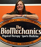 Cathy Maness Physical Therapy Technician